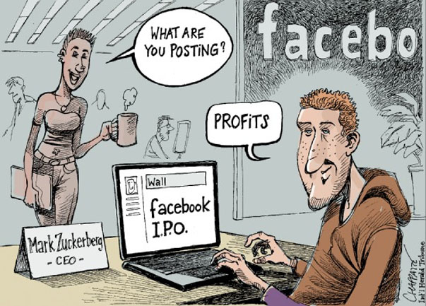 facebook, inc: the initial public offering essay Facebook inc told a new york federal judge tuesday that the investors suing the social media giant over its $16 billion initial public offering have cobbled together an unmanageable class action.
